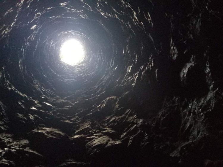 双溪水库发电引水隧洞调压井开挖单